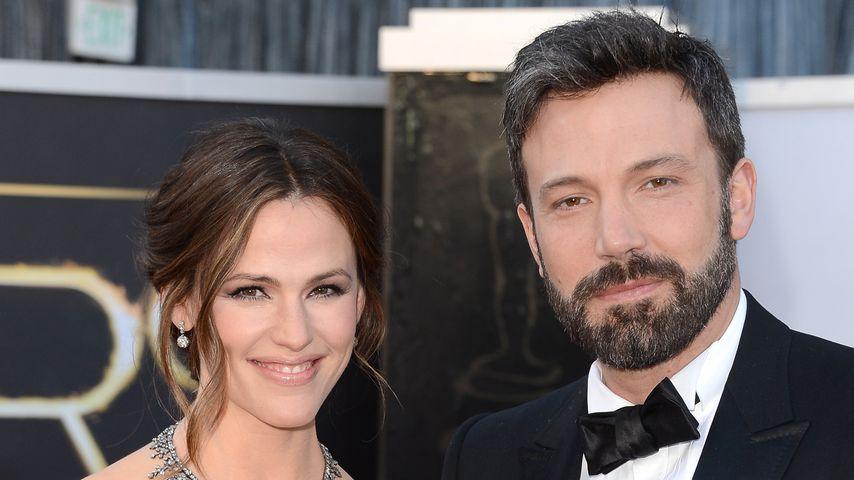 Jennifer Garner und Ben Affleck bei den Oscars 2013