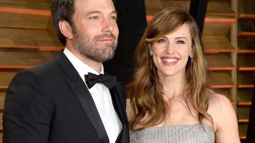 Reunion mit Ben? Jennifer Garner happy wie lange nicht mehr