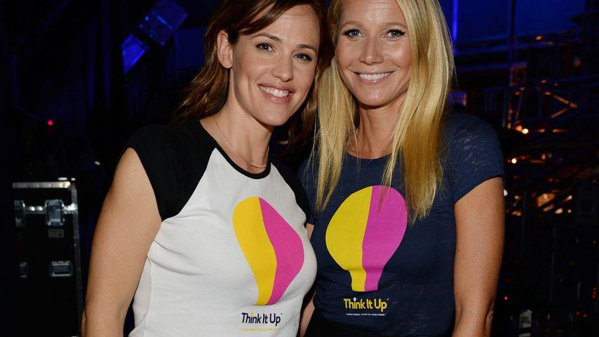 Jennifer Garner und Gwyneth Paltrow