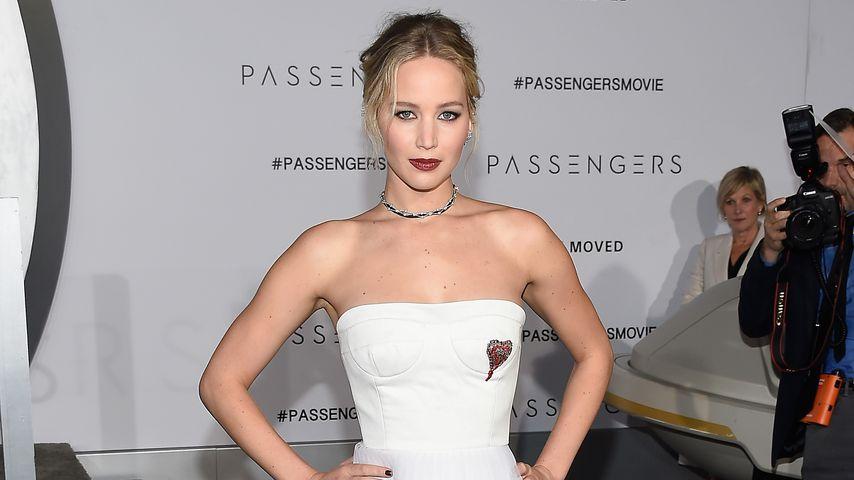 Undankbar!? Jennifer Lawrence verweigert Fan-Selfies!