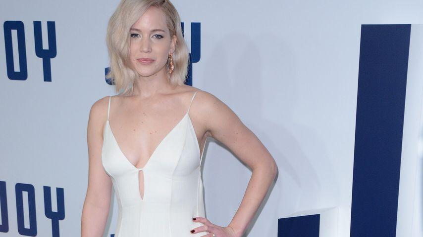 Jennifer Lawrence: Gesundes Fitness-Vorbild für Jugendliche