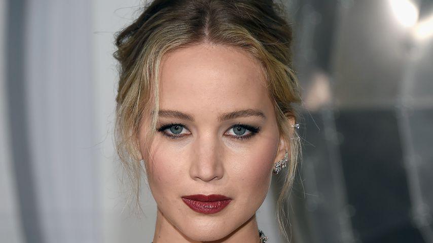 Jennifer Lawrence beichtet: Vor Oscar-Verleihung gekifft!