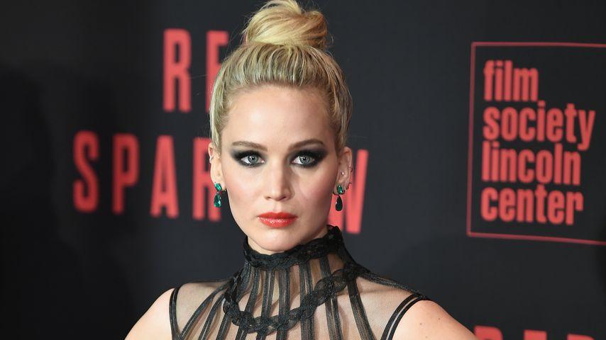 Krasser Set-Unfall: Jennifer Lawrence reißt das Zwerchfell!