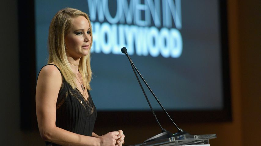 "Jennifer Lawrence bei der ""Women in Hollywood Celebration"""
