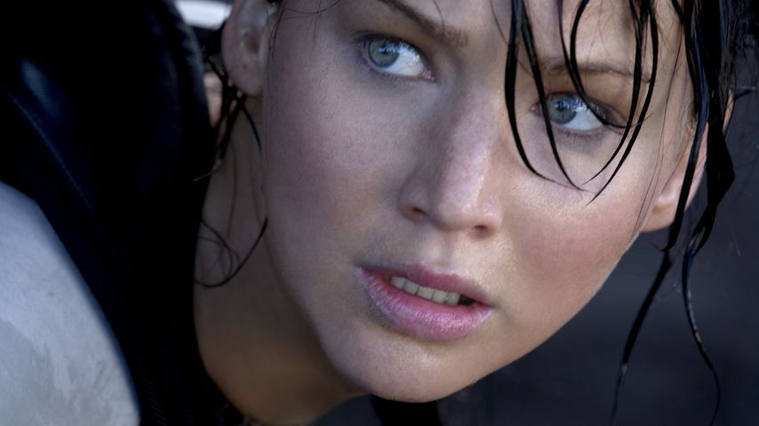 Panik am Set: Jennifer Lawrence fast erstickt!