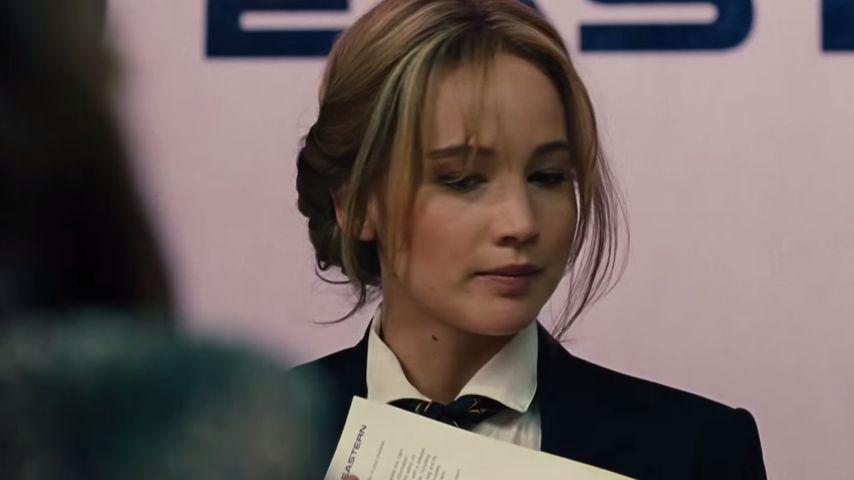"""Nicht nur """"Hunger Games"""": Jen Lawrence im """"Joy""""-Trailer"""
