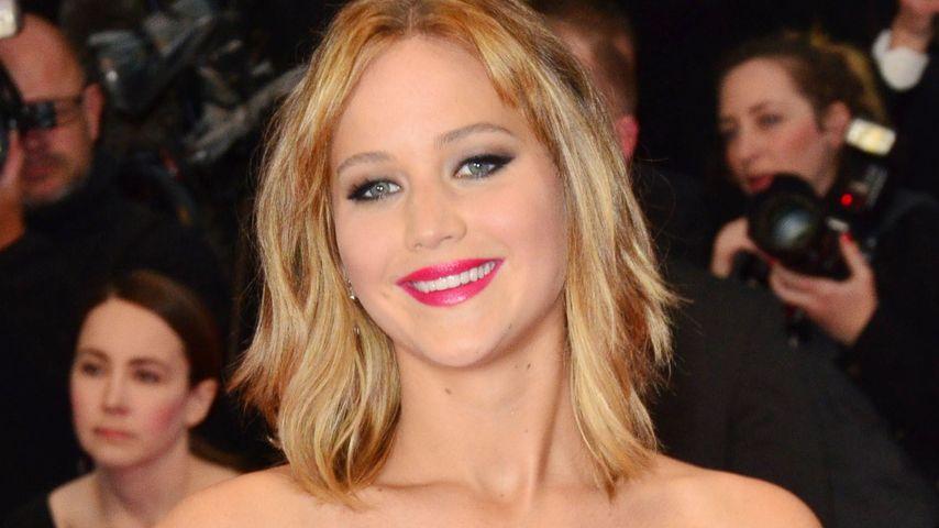 Jennifer Lawrence hört auf Papas gute Ratschläge