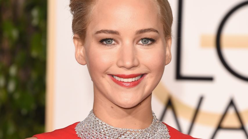 4. Oscar-Nominierung! So reagiert Jennifer Lawrence