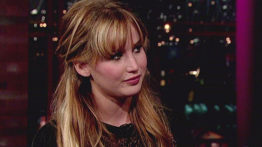 Jennifer Lawrence: Von den Brüdern eingesperrt