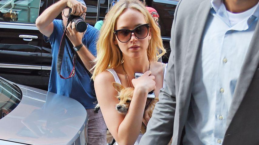 Jennifer Lawrence und Pippi