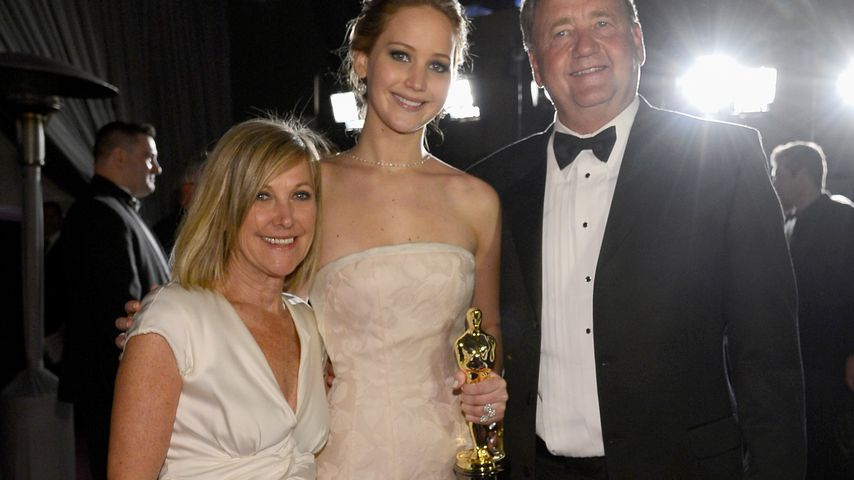 Echt? Jennifer Lawrence' Mama war gegen Schauspielkarriere
