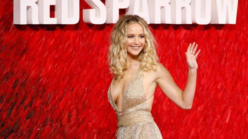 Erstes Kind: Jennifer Lawrence will Karriere nicht aufgeben