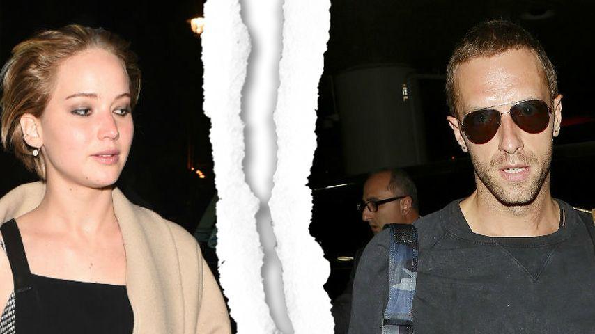 JLaw & Chris Martin: Trennung nach nur 4 Monaten?