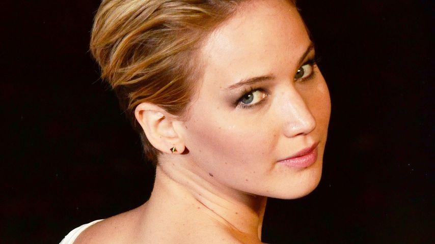 Jennifer Lawrence So Wandelbar Sind Kurze Haare Promiflash De