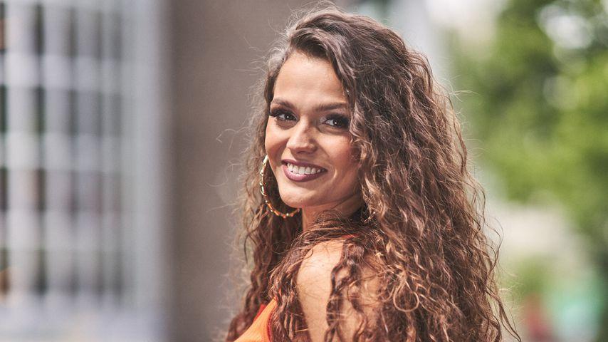 """Jennifer Lopes di Gaspare, bekannt aus """"Krass Schule – Die jungen Lehrer"""""""