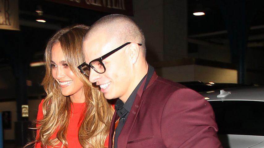 So schön war der Geburtstag von Jennifer Lopez