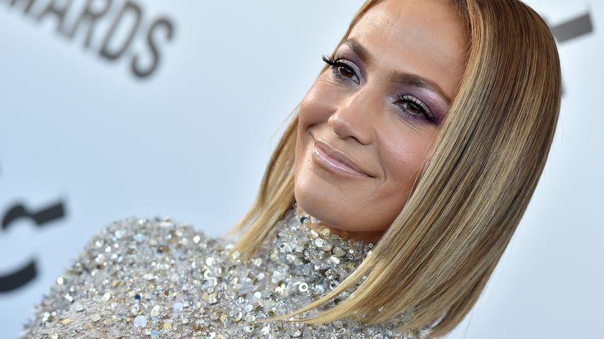 Jennifer Lopez im Februar 2020