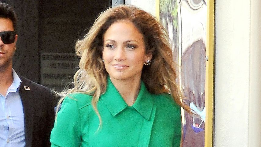 Grashüpfer-Look: Kann Jennifer Lopez überzeugen?