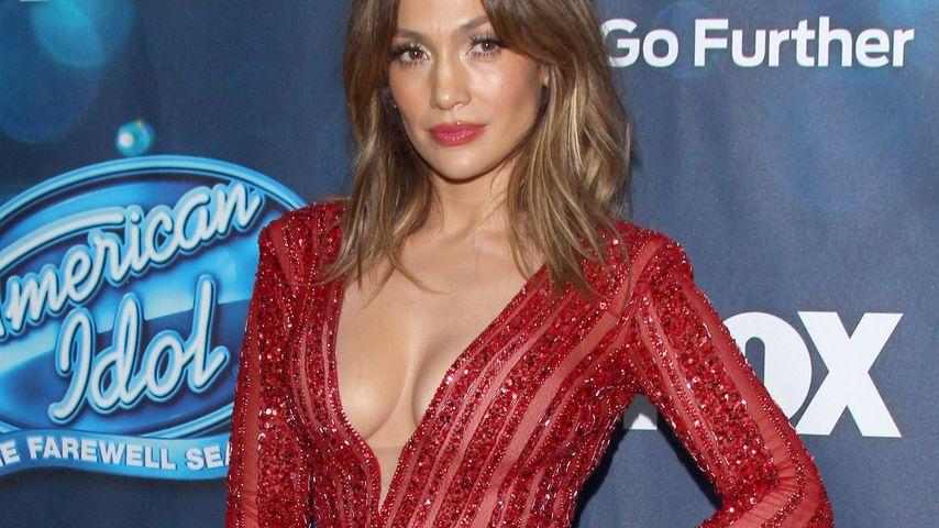 """Jennifer Lopez bei einem """"American Idol""""-Event"""