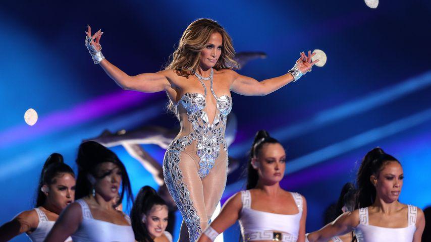 Body-Wunder Jennifer Lopez: Wie kann man mit 50 so aussehen?