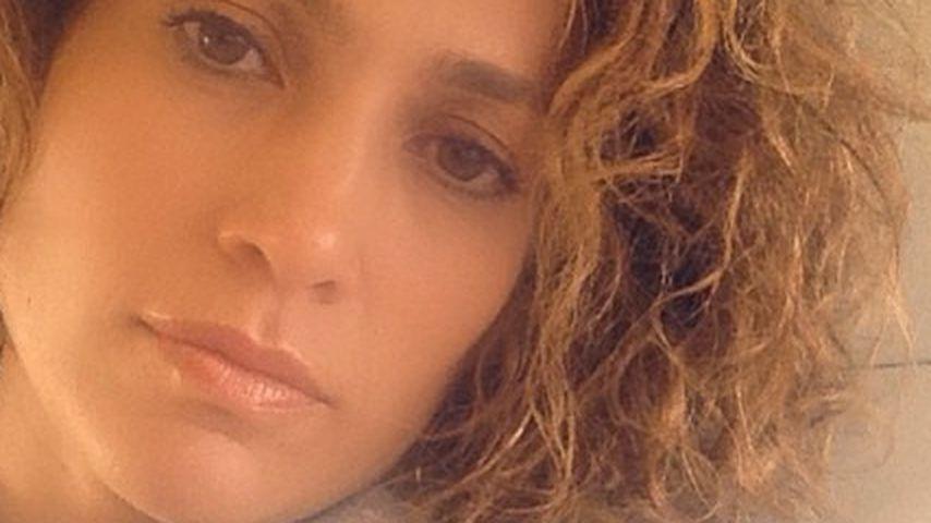 Locken! So sieht Jennifer Lopez ungestylt aus
