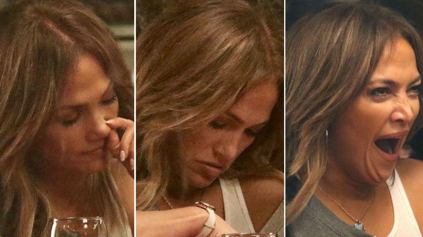 Popelnd, BH-Check & Gähnend: Was ist mit Jennifer Lopez los?