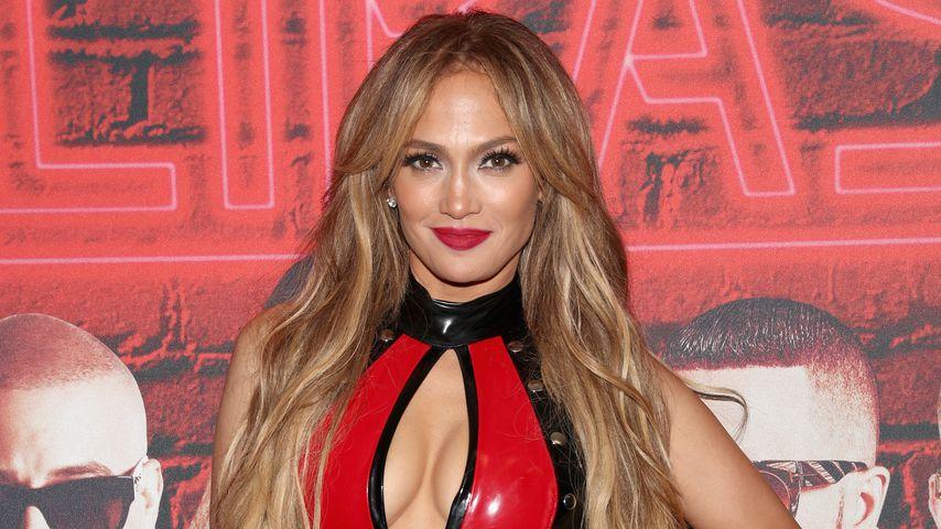 Jennifer Lopez im Jahr 2018