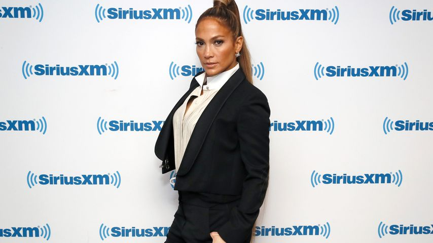 Jennifer Lopez im April 2019