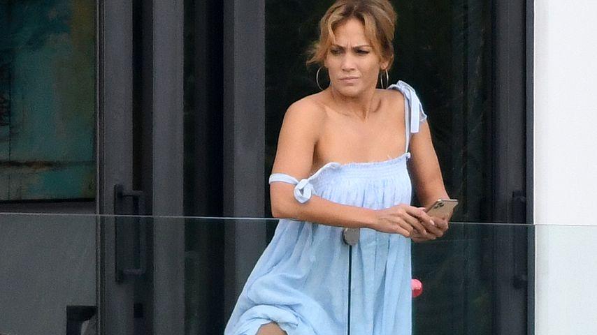 Jennifer Lopez in Miami im Mai 2021