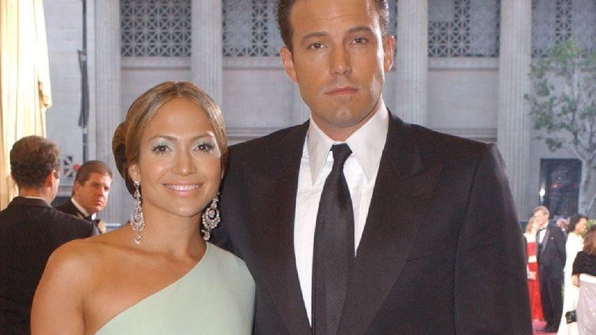 Ben Affleck und Jennifer Lopez