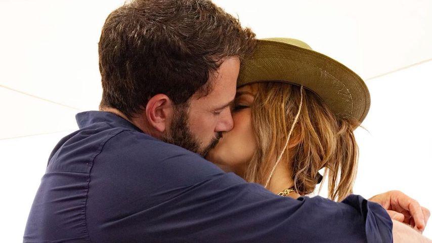 Jennifer Lopez und Ben Affleck, Juli 2021