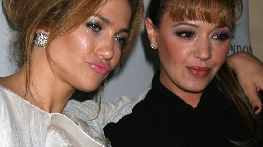 Jennifer Lopez und Leah Remini