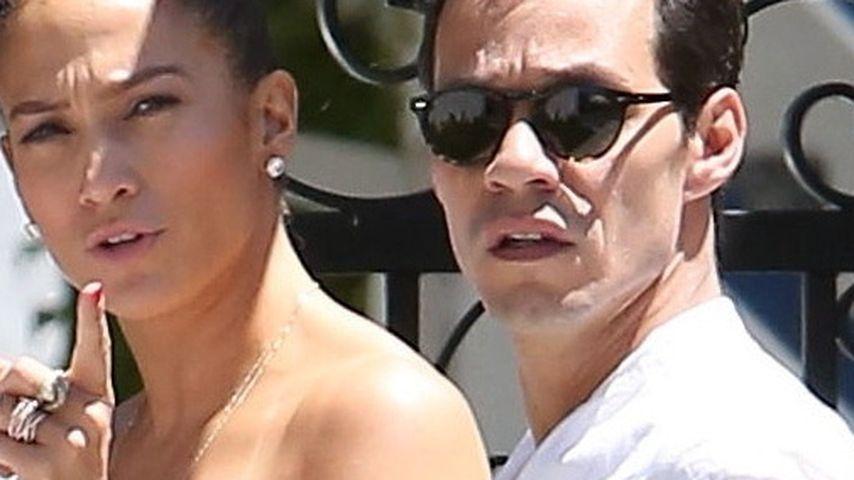 J.Lo & Marc Anthony: Süßer Familienausflug im Park