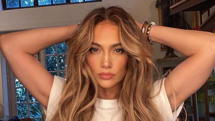 Jennifer Lopez im Oktober 2020