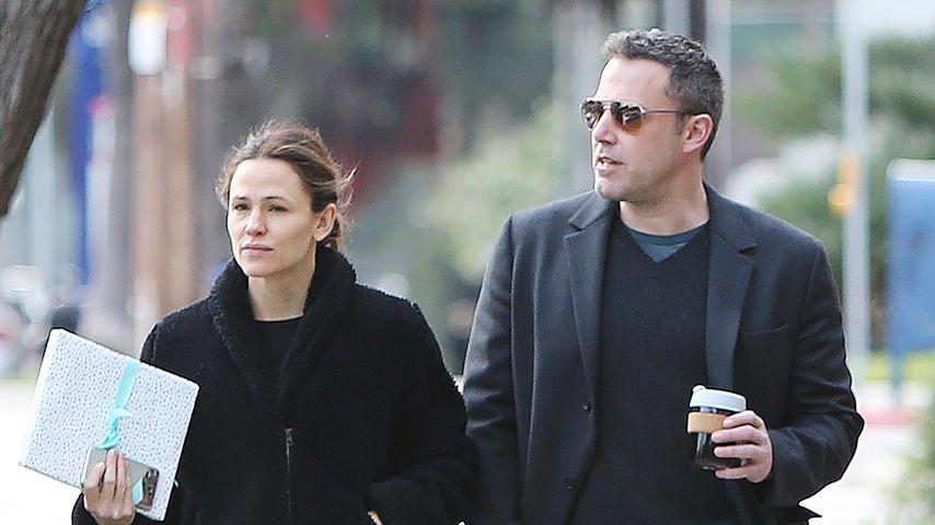 Jennifer Garner und Ben Affleck im März 2018
