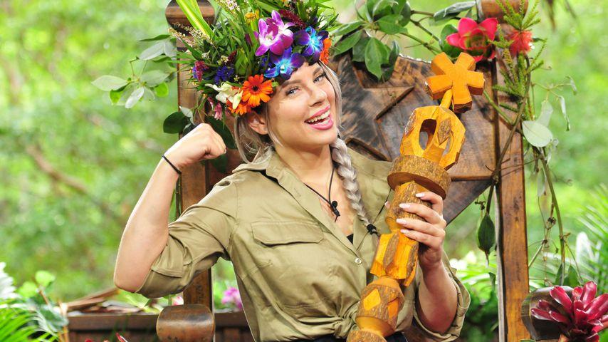 Camp-Siegerin 2018: Dschungel-Jenny schnappt sich die Krone!