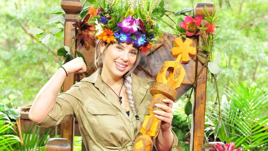Stolze Königin Jenny: Mutiger & stärker dank Dschungelcamp!