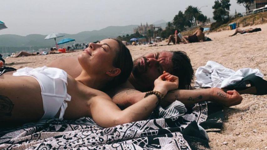 """""""Bin glücklich"""": Jenny Lange macht Liebe zu Dari offiziell!"""