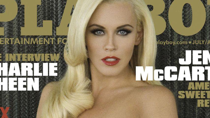 Jenny McCarthy: Mit 39 sexy & stilvoll im Playboy