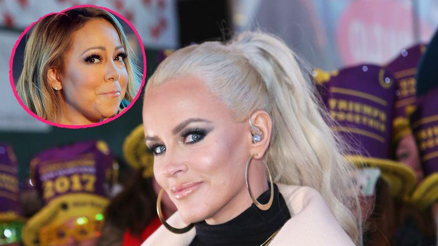 Nach Peinlich-Auftritt: Jenny McCarthy disst Mariah Carey!