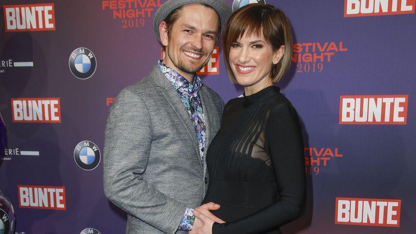 Jens Ackermann und Isabell Horn im Februar 2019