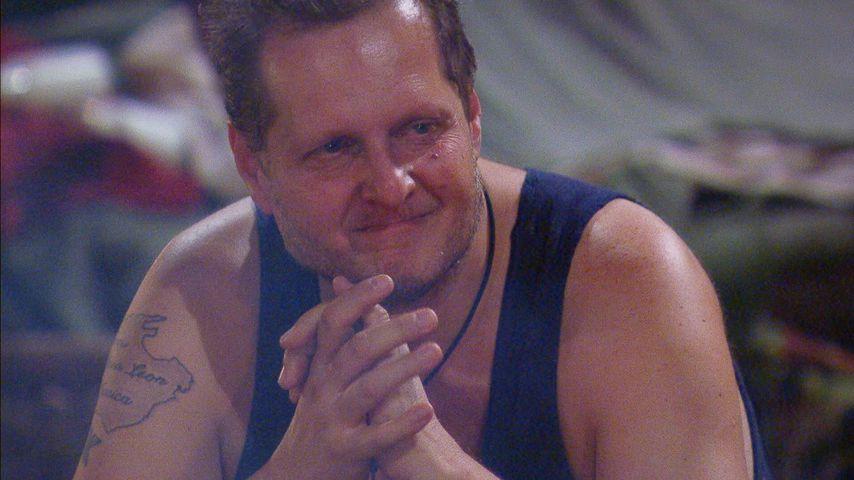 Tränen nach Dschungel-Aus: Jens rührt mit Familien-Telefonat