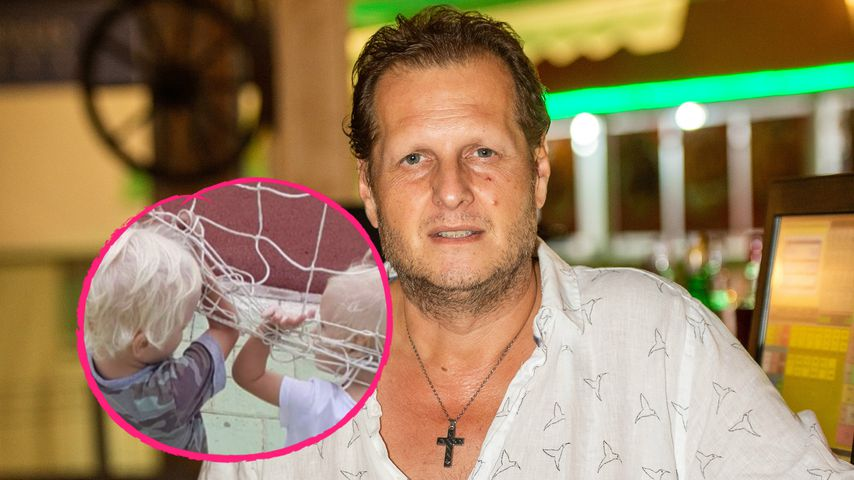 Jens starb in Klinik, in der seine Zwillinge zur Welt kamen!