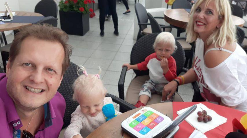"""""""Rufen nach Papa"""": So geht es den Zwillingen nach Jens' Tod"""