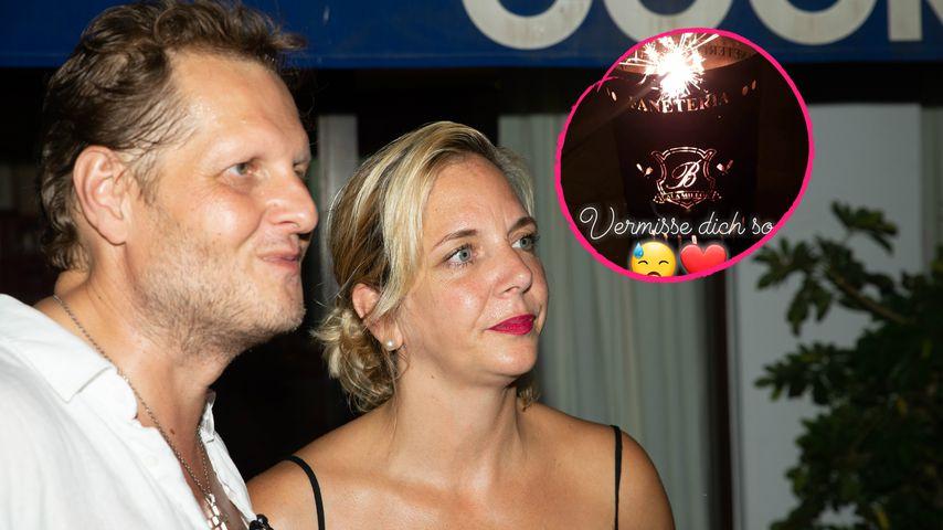 Erstes Jahr ohne Jens (†): So feierte Danni Büchner Neujahr