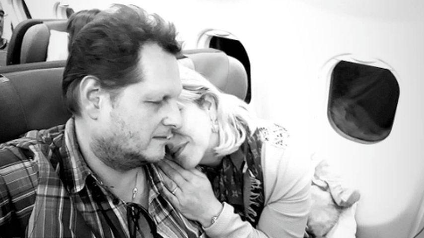 Unveröffentlichtes Foto mit Jens: Danni trauert noch immer