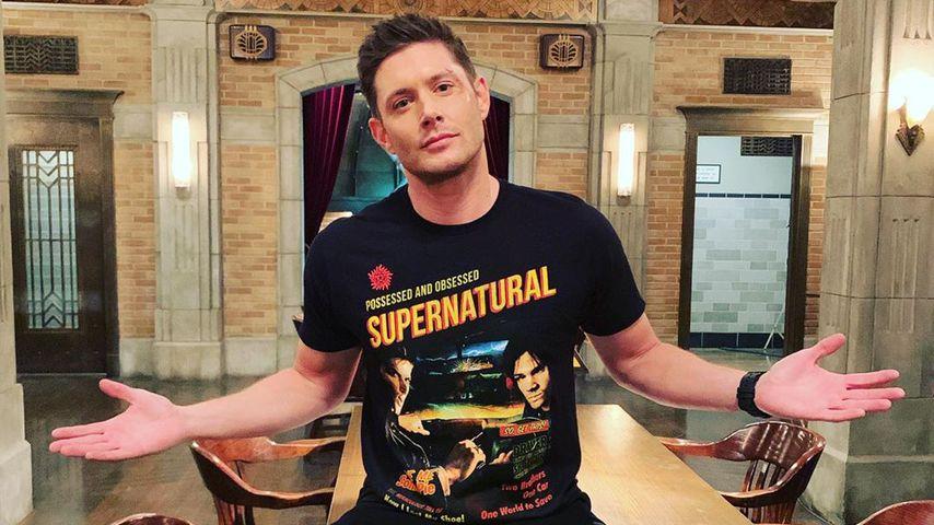 """Jensen Ackles, """"Supernatural""""-Darsteller"""