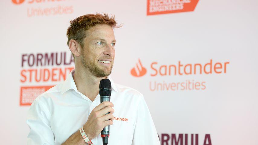 Jenson Button, ehemaliger Rennfahrer