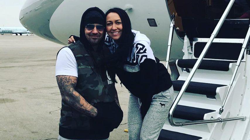 Jeremy Bieber und seine Ehefrau Chelsey wenige Tage vor ihrer Hochzeit