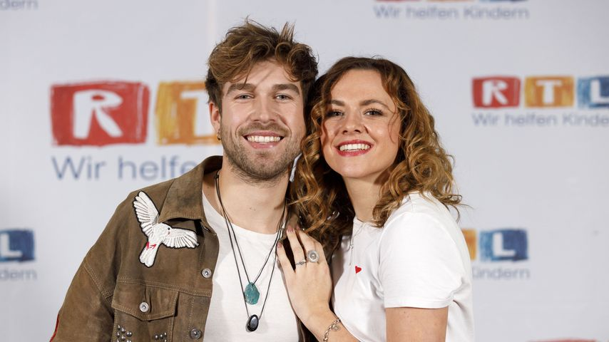 Jeremy Grube und Yvonne Pferrerim November 2019 in Köln